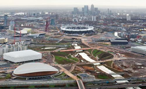 Olympics legacy and future development